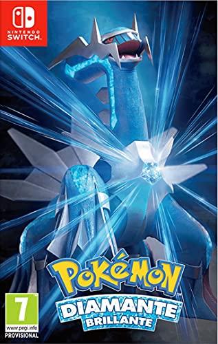 Pokémon Diamante Brillante Standard   Nintendo Switch - Código de descarga