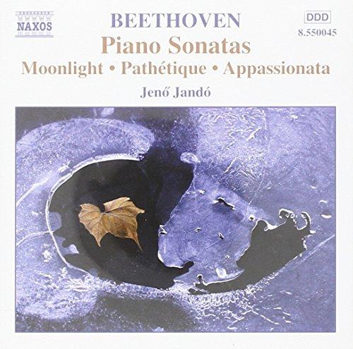 Beethoven: Piano Sonatas 8, 14 & 23