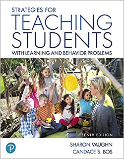 Strategies for Teaching Students with Learning and Behavior Problems Plus Mylab Education with Pearson Etext -- Access Car...