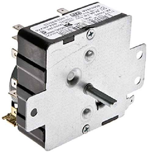 Whirlpool 8566184 Dryer Timer, Size 1, silver