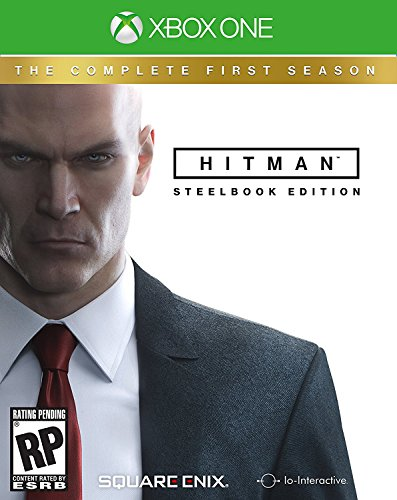 Hitman The Complete Season Steelbook – Xbox One – Complete Edition