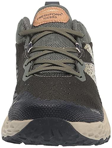 New Balance MTHIERB6_44, Zapatillas de Running Hombre, Verde, EU