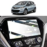Screen Protector Foils for 2017 2018 2019 Bolt EV 10.2In Navigation Display Tempered Glass 9H Hardness HD Clear Chevrolet LCD GPS Touch Screen Protective Film