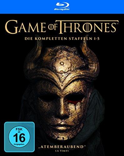 Game of Thrones Staffel 1-5 (Digipack + Fotobuch + Bonusdisc) (exklusiv bei Amazon.de) [Blu-ray] [Limited Edition]