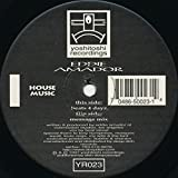 House Music (Message Mix)