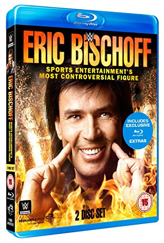WWE: Eric Bischoff - Sports Entertainment's Most Controversial Figure [Blu-ray] [UK Import]