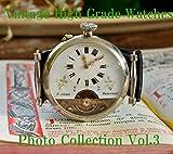 High Grade Vintage Antique Watches Vacheron Constantin Patek Philippe HERMES Tiffany & Co. Photo Collection Vol.3