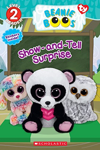 Show-and-Tell Surprise (Beanie Boos: Level 2 Reader)