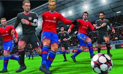 ワールドサッカーウイニングイレブン2014-PSP