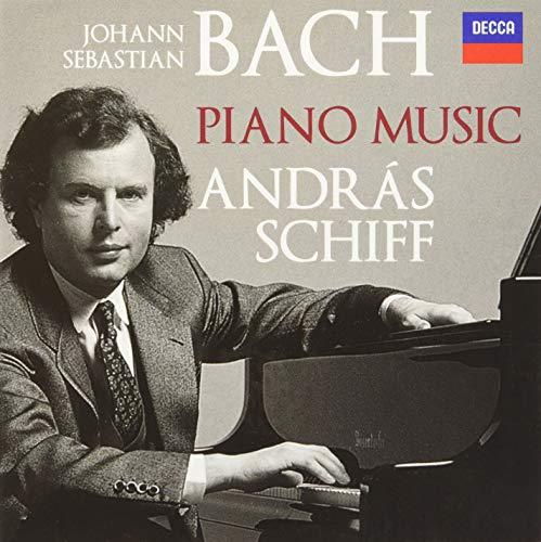 Bach - Solo Piano Works