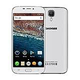KKmoon DOOGEE X9 Mini Fingerprint Smartphone 3G Android 6.0 (MTK6580...