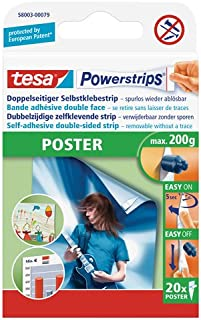 tesa POWERSTRIPS POSTER 20x