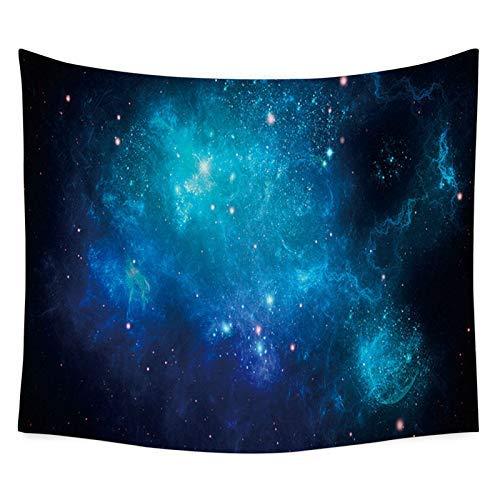 JYKFJ Decorative Galaxy Cosmic Star Printed Tapestry Cloth Wall Hanging