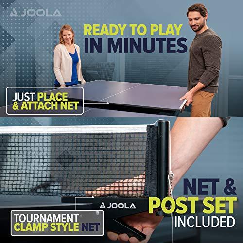JOOLA Table de ping-pong avec...