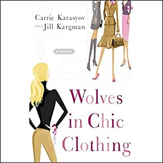 Wolves in Chic Clothing audiobook cover art