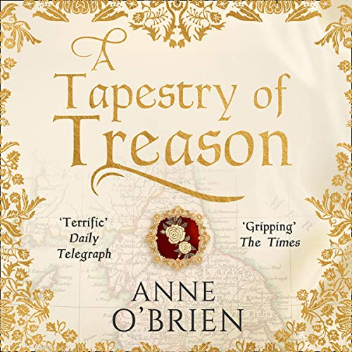 A Tapestry of Treason cover art