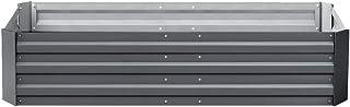 Greenfingers Garden Bed 2PCS 150X90X30CM Galvanised Steel Raised Planter