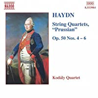Haydn: String Quartets Op. 50, Nos. 4-6 Prussian (1998-10-27)