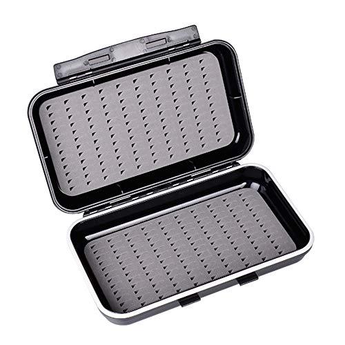 Aventik Waterproof Fly Box Flies Box Grip Foam Fly Fishing Boxes...