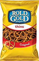 Rold Gold Pretzels, Classic Thins, 16 oz