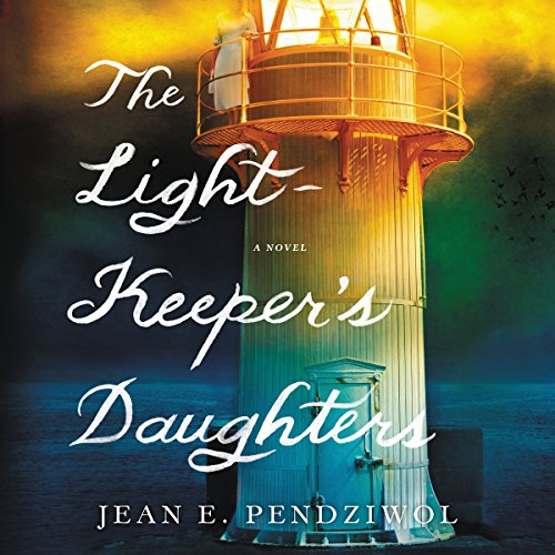 The Lightkeeper's Daughters audiobook cover art