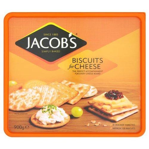 Galletas de Jacob para 900g de queso