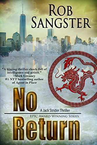 No Return (A Jack Strider Thriller Book 3) (English Edition)