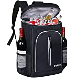 FORICH Soft Cooler Backpack Insulated Waterproof Backpack Cooler Bag Leak Proof Portable Small...