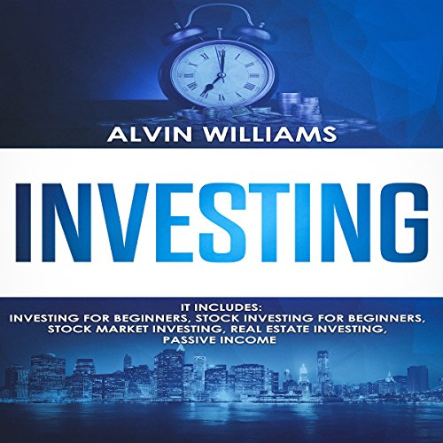 Investing: 5 Manuscripts audiobook cover art
