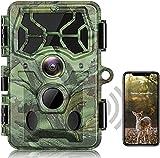 Trail Camera 4K Native 30MP, WiFi Trail...