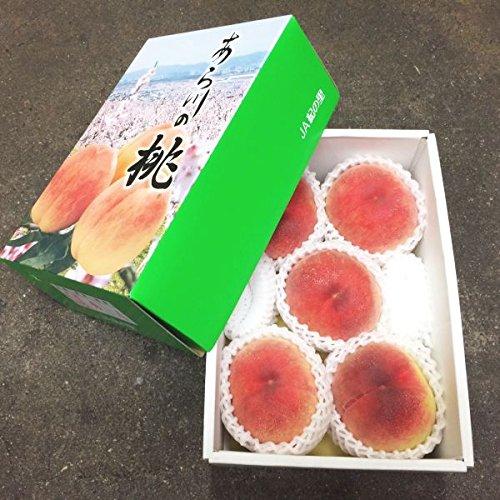 お中元 和歌山 桃山町 あら川の桃 もも 2kg 化粧箱 ご予約
