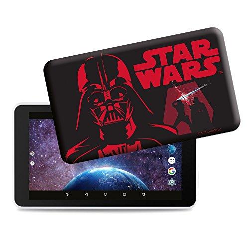 eStar Star Themed Tablet, 7i, zwart