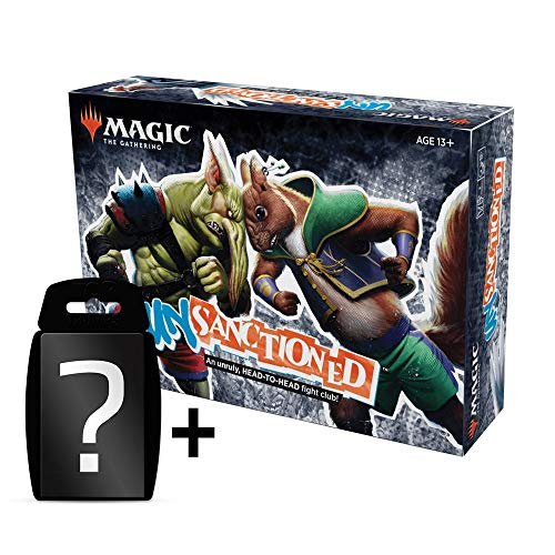 Magic The Gathering - Unsanctioned | English | Set inkl. Kartenspiel