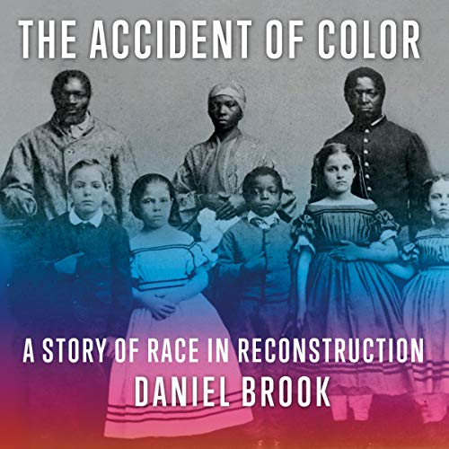 The Accident of Color audiobook cover art