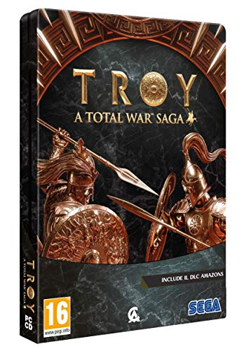 troy: A Total War Saga - Limited Edition [Esclusiva Amazon.It] - Limited - PC