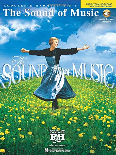 The Sound Of Music (Vocal Selections With CD): Noten, CD für Gesang