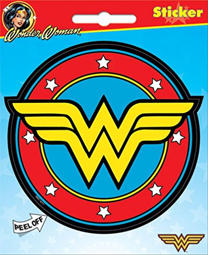 Ata-Boy DC Comics Wonder Woman Logo 4