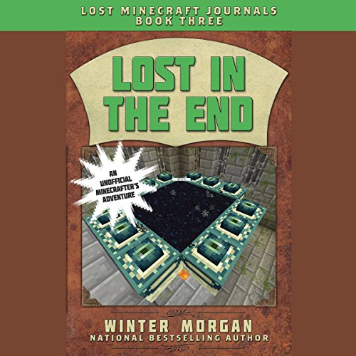 Lost in the End audiobook cover art