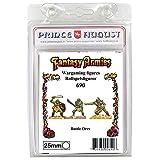 Prince August Hobby PA690 - Molde de fundición (3 unidades, 25 mm)