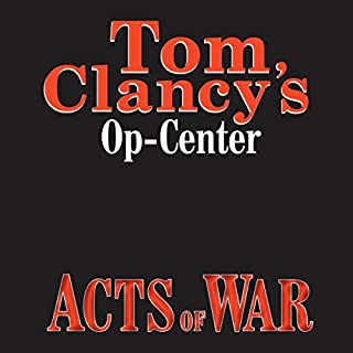 Acts of War audiobook cover art