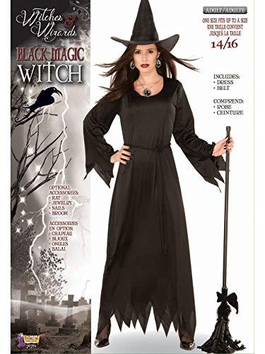 Women's Black Witch Costumes - Forum Novelties Women's Black Magic Witch