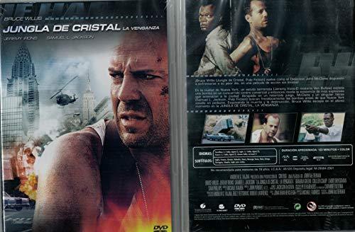 Jungla de Cristal La Venganza DVD 1995 Die Hard with a Vengeance