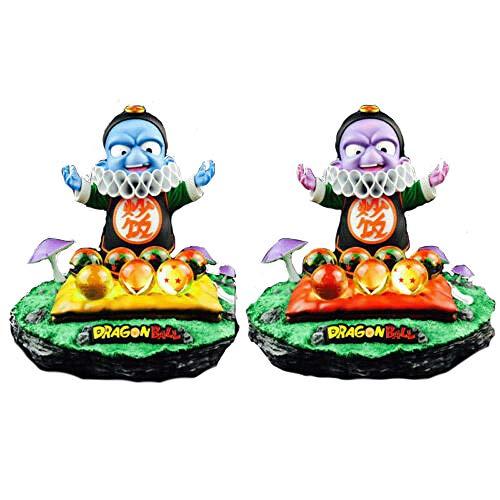 CXNY Dragon Ball Pilaf Modelo de Resina Estatua Pintada 20cmH Colección Anime