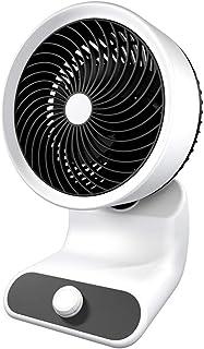 Ventilador Controllerfan Escritorio Ventilador tres modalidades de 6 velocidades del viento Velocidad del Ministerio del Interior aparatos portátiles Velocidad de desplazamiento en la cama del escrito