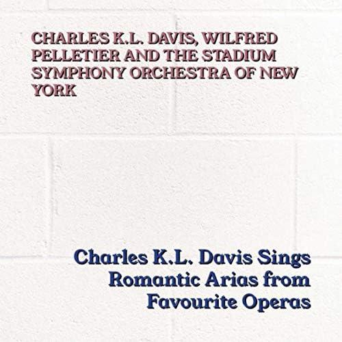 Charles K.L. Davis, Wilfred Pelletier & The Stadium Symphony Orchestra of New York