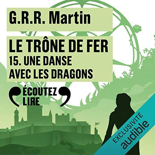 Une danse avec les dragons cover art