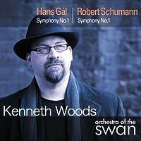 Hans Gal: Symphony No. 1; Schumann: Symphony No. 1 (2014-03-06)