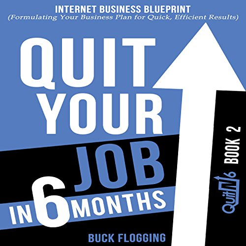 Quit Your Job in 6 Months audiobook cover art