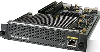 Cisco 5500 Series ASA-SSM-AIP-20-K9= Advanced Inspection and Prevention Security Services Module 20