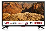 Sharp Aquos LC-32BC5E - 32' Smart TV HD Ready LED TV, Wi-Fi, DVB-T2/S2, 1366 x 768 Pixels, Nero,...
